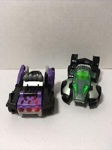 VTech Switch & Go Stegosaurus Triceratops Dinosaur & Vehicle Transformation Toys