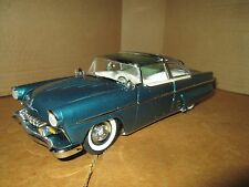 1955 ford crown victoria 1/24 danbury mint loose display piece paint problems