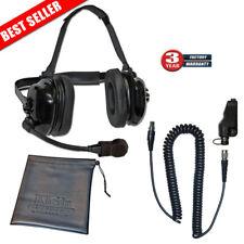 Klein Titan FlexBoom High Noise QD Headset for Kenwood TK and NexEdge Radios