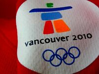 CANADA 2010 VANCOUVER WINTER OLYMPICS ICE HOCKEY GOLD MEDAL CHAMPION Jersey