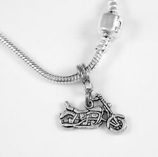 Motorcycle Present Motorcycle Pendent Vtwin Motorcycle Necklace Biker Gift chain