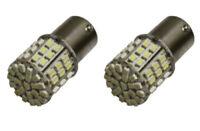 LED PY21 1156 BAU15S Orange Amber  Light Lamp Bulb Turn Indicator Blinker 581