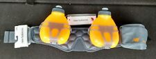 New Balance Runners Fuel Belt Helium H2o-2 Bottle Belt New
