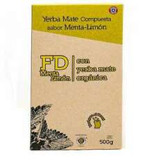 Mate Tee Fede Rico Menta Limon 0,5kg BIO
