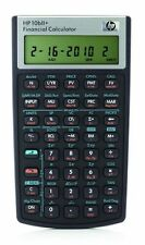 HP 10bII+ Financial Calculator (NW239AA), New, Free Shipping