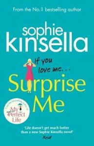 NEW Surprise Me By Sophie Kinsella Paperback Free Shipping