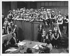 Pure Hell Of St Trinians Original British lion stamped Photo school girls court
