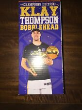 Golden State Warriors Klay Thompson NBA Champion bobblehead 01/08/18
