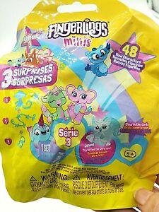 Fingerlings Mini Surprise Blind Bag Series 3 New