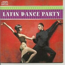 LATIN DANCE PARTY FESTIVE MUSIC MIX SALSA RUMBA MERENGUE CD