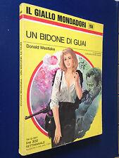 Donald WESTLAKE - UN BIDONE DI GUAI , Giallo Mondadori n.1194 (1971)