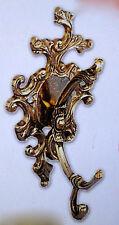 Wandhaken Garderobenhaken Kleiderhaken Antik Messing Haken Gold 11x17