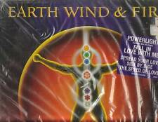 EARTH WIND & FIRE-POWERLIGHT LP VG++NM LYRICS SHRINK