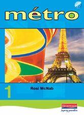 Metro 1 Pupil Book: Pupil Book Level 1 (Metro for 11-14),Rosi McNab