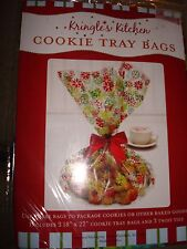 "KRINGLES KITCHEN COOKIE TRAY BAGS 3 BAGS 18"" X 22"""