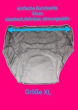 Neu mehr Lebensqualität Erwachsenen Windel Schutzhose Inkontinenzhose Gr.XL