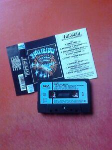 TRIUMPH Rock 'N Roll Machine Cassette Tape Album!