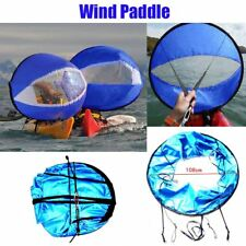 42'' Foldable Downwind Wind Paddle Popup Board For Canoe Kayak Sail Accessories