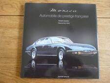 MONICA AUTOMOBILE PRESTIGE FRANCAIS Car Book jm