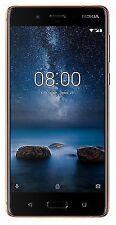 Nokia 8 4GB RAM 64GB ROM Dual SIM-Polished Copper