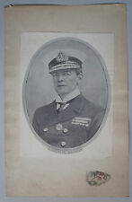 E. DAMBLANS (1865/1945)  - WW1 -   AMIRAL DAVID BEATTY