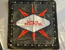 Life Is Beautiful Music Festival Las Vegas Bandana. 2019 Toyota Black Mask