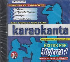 La Factoria Thalia  Alaska Shakira Rosana Mecano Mujeres 1 Pop Karaoke SEALED