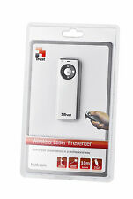 TRUST 16448 WIRELESS LASER PRESENTER FOR MAKING PROFESSIONAL PRESENTATIONS
