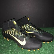 NIKE UNTOUCHABLE 2 FOOTBALL CLEATS 835646-012 GREEN YELLOW BLACK PACKERS MENS 12