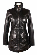 Leather Trench Dry-clean Only Coats & Jackets for Women