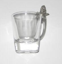 Vintage Shot Glass - LEXOR VEGAS - Sphinx