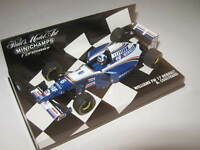 1:43 WILLIAMS RENAULT FW17 D. Couthard 1995 Minichamps 430950006 OVP NEU