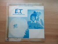 Michael Jackson E.T. Storybook Korea LP Rare South Korea