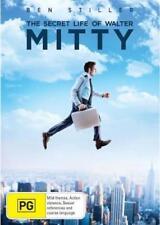 THE SECRET LIFE OF WALTER MITTY New Dvd BEN STILLER  ***