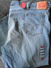 0d7eabde Nwt Levi's 541 Athletic Fit Jeans Mens 56 X 30 Big & Tall Lt Wash @