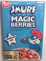 Tool Box Magnet Mr T Cereal Box Quaker Oats Refrigerator