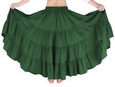 Indian Wear Skirt Long Maxi Skirt Beach Wear BOHO Hippy Gypsy Fashion Wear New