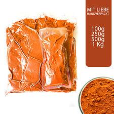 Paprika Smoked Delikatess Paprikapulver geräuchert 1A Premium Gourmet Qualität