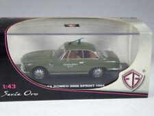 Klasse: Edison Alfa Romeo 2600 Sprint Polizia 1964 in 1:43 in OVP
