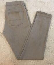 Asos Men's Jeans. Light Gray. 33/32. Button Fly