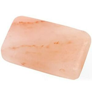 Natural Himalayan Salt Soap Bar, Hand Mined, Zero Waste, Plastic Free