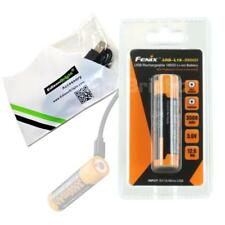 Fenix ARB-L18-3500U 3500mAh 18650 direct USB rechargeable battery w/ cable PD35