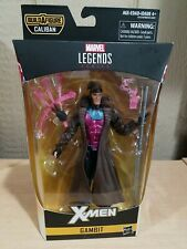 "Marvel Legends X-MEN GAMBIT 6"" Action Figure BAF Caliban NEW"