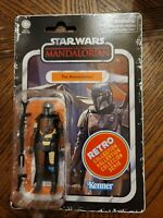 Kenner Star Wars Retro Collection - The Mandalorian - 3.75 Inch Figure