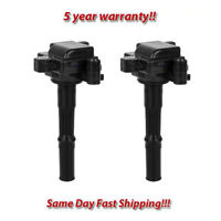 OEM Quality Ignition Coil 2PCS for 1995-1998 Toyota Paseo & Tercel 1.5L-L4 UF170
