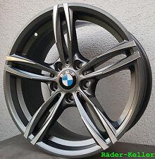 4 Neu BMW Alufelgen 18 Zoll E90 E91 E92 F30 F31 5er F10 F11 4er X1 X3 X4 E46 F20