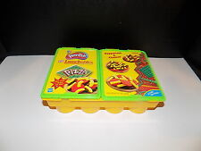 PLAY DOH LUNCHABLES PLAYSET PIZZA FOOD
