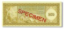 Netherlands Antilles 250 gulden 1958 specimen UNC