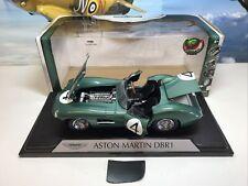 Shelby Collectibles Aston Martin DBR1 #4 Sterling Moss J Fairman Le Mans 1959