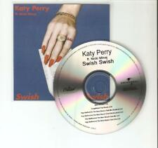 KATY PERRY FT NICKY MINAJ 'SWISH SWISH'  6 REMIX NEW CD PROMO